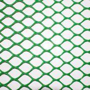 Пластиковая сетка Сетка пластиковая шестиугольная, ромбическая, 40 × 40 мм