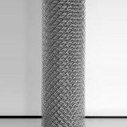 Плетеная сетка Сетка плетеная оцинкованная 35 × 35 × 1500