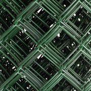 Плетеная сетка Сетка плетеная, покрытая ПВХ, 50 × 50