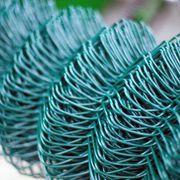Плетеная сетка Сетка плетеная, покрытая ПВХ, в рулоне